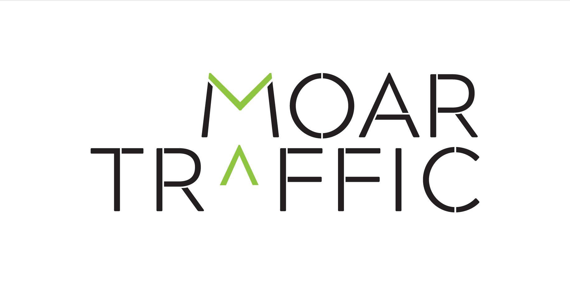 Moar Traffic Logo